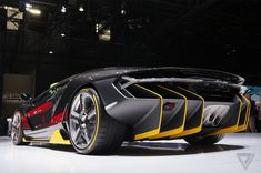 2016 would have been the year of the birthday of Lamborghini founder Ferruccio Lamborghini, and the storied Italian carmaker is celebrating the occasion with an extremely limited edition of. Nissan Gtr Skyline, Skyline Gt, Super Fast Cars, Super Car, Lamborghini Centenario, Best Muscle Cars, Geneva Motor Show, Car Engine, Car In The World