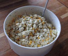 Rezept Blumenkohl Salat !WOW! von held - Rezept der Kategorie Vorspeisen/Salate
