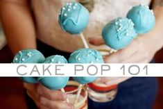 Easiest Cake Pop recipe
