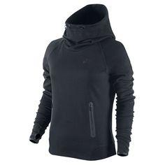 Women's Nike Tech Fleece Hoodie - 642663 010 | Finish Line