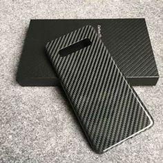 Genuine Carbon Fiber Phone Cases Covers Matte Slim Thin Hard Galaxy S10, Galaxy S10 Plus, Galaxy S10e, Galaxy S9, Galaxy S9 Plus, Galaxy S8, Galaxy S8 Plus, Galaxy Note 8 | | Casefanatic