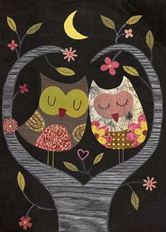 I ♥ owls for nurseries