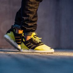 Adidas Zx 8000 Boost Yellow