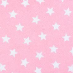 Toddle Pod Package - Fleece Pink Stars