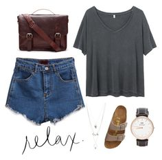 """// RELAX //"" by fashion-princes ❤ liked on Polyvore"