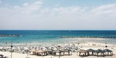 Your Ultimate Guide to Tel Aviv Beaches