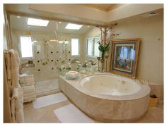 This is amazing- shower room!