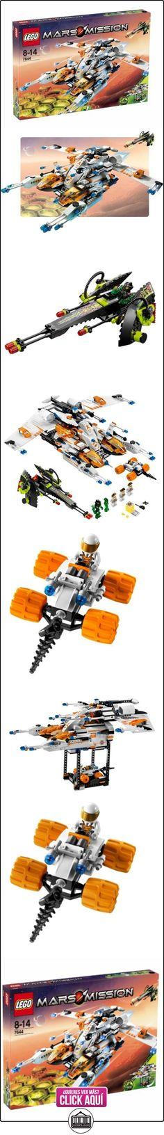 LEGO Misión en Marte 7644  ✿ Lego - el surtido más amplio ✿ ▬► Ver oferta: http://comprar.io/goto/B0013HUVUI