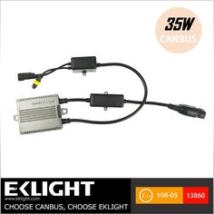 High Qulity Ballast With AMP Wire h1h3 h7 h11 Single Beam 4300k 6000k 35w 55w CANBUS Car HID Xenon Conversion Head Light Kits #amp, #car