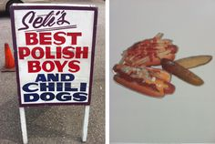 Cleveland's Polish boy... Why have I not had one of these. I definitely have to try it