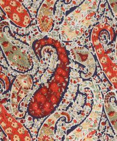 Liberty Art Fabrics Bourton F Tana Lawn, Liberty Art Fabrics
