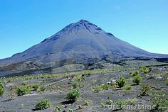 Located in Fogo Cape Verde..the # one island attractions.<3