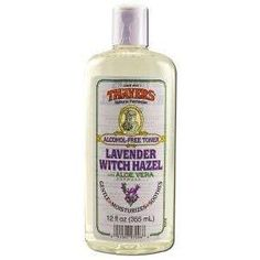 Thayers Natural Remedies Witch Hazel Lavendar - Alcohol Free 12 fl oz ml) Liquid Puppy Care, Pet Care, Thayers Witch Hazel Toner, Home Spa Treatments, At Home Face Mask, Alcohol Free Toner, Diy Stuffed Animals, Beauty Care, Natural Remedies