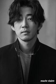 "Yoon Kye Sang who has been pretty quiet since ""The Good Wife"" showed up in the pages of March's Marie Claire, looking FINE. Handsome Korean Actors, Grazia Magazine, Kdrama Actors, Korean Star, Drama Queens, Asian Actors, Korean Celebrities, Marie Claire, Korean Drama"