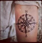 Old School Compass Tattoo - Bing Images