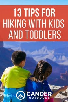 Hiking is a great outdoor activity for the whole family. Hiking with kids and toddlers requires a little extra planning and preparation—check out these tips! Camping Activities For Kids, Camping Games, Outdoor Activities, Fun Activities, Camping Ideas, Camping Essentials, Hiking First Aid Kit, Hiking With Kids, Hiking Tips