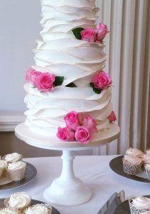 Iced Wedding Cakes - 16