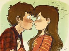 Can We Maybe ... /Dipper and Mabel/ pinecest