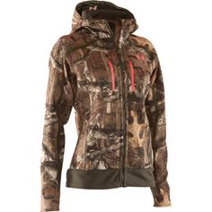Under Armour Women's Ridge Reaper Jacket Realtree AP  Out of stock for the season
