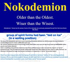 """There have been long periods when that group of spirit forms had been """"laid on ice"""" (in a waiting position). However, this is a one-time exception, because all other spirit forms in our universe are evolving at normal speed and are finishing their incarnation cycles much faster and at """"normal speed"""".   All the many descendants of those """"Getreue"""" have already entered the level of Arahat Athersata and have lived through their normal evolutionary cycle."""