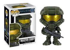 Pop! Halo 4: Master Chief