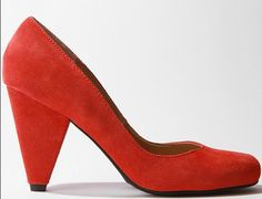My favorite heels ever. They come in a variety of colors as well!