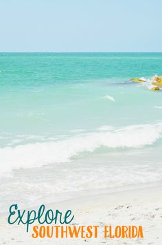 Explore the Gulf of Mexico in southwest Florida! Read these southwest Florida travel trips to plan a fun trip to the Sunshine State! #lobsterworthy #clevergirls