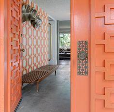 Pasadena, CA mid-century modern home