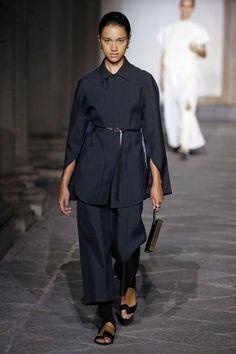 Runway Fashion, Spring Fashion, Autumn Fashion, Womens Fashion, Fashion Trends, All Black Fashion, All Black Outfit, All Black Looks, Jason Wu