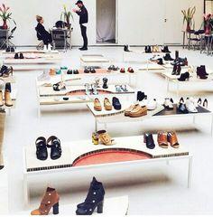Acne studios showroom @ Paris