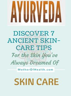 Here we'll look at what the wisdom of Ayurveda has to say about how to care for each of the three skin types PLUS 7 Ayurvedic tips for radiant skin no matter what your skin type.  . . . . . #ayurveda #ayurvedicskincare #ayurvedalifestyles #ayurvediclife #ayurvedaliving