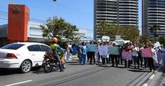#Funcionários da saúde fazem novo protesto contra salários atrasados - Globo.com: Globo.com Funcionários da saúde fazem novo protesto…