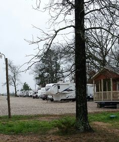 Laguna Vista RV Park Inc At Marshall TX