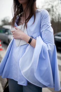 03-This Is Glamorous-Spring 2016 Trend | Big Sleeves