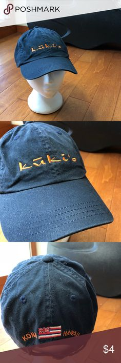 "Kūki'o hat - ""add on"" item Kūki'o hat - OS - gently used ""add on"" item. Hawaiian. Hawai'i. Big island. Add to a bundle and it's pretty much free :) Bundle 3 for 20% off and free shipping, bundle 5 listings and get 30% off and free shipping. Accessories Hats"