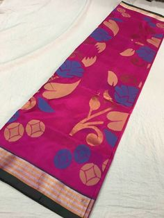 Pure Kanchi silk sarees Order what's app 7995736811