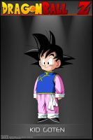 Dragon Ball Z - Kid Goten SO by DBCProject