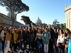 ACTIVIDADES EXTRAESCOLARES Y VICEDIRECCIÓN DEL IES La Rábida: ROMA 2017 (V)