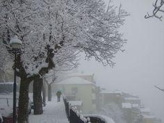 Triora, Liguria in Winter