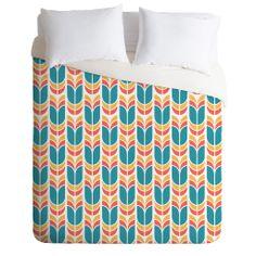 Budi Kwan Tulip Duvet Cover | DENY Designs Home Accessories