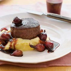 Martha's Two-Course Christmas Dinner Menu. Amazing, it's a FEAST for the eyes and taste buds.  I did it exactly as it reads and it's so darn good….. try it!