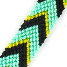 friendship bracelets - Remember these?  I use to make them!