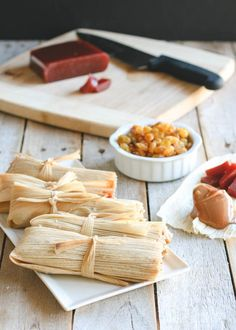 Dessert Tamales 3 Ways // and how to throw a tamalada! | butterlust.com