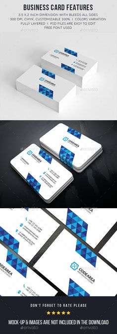 Art Graphic Business Card