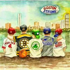 Boston Strong. Boston Pride.