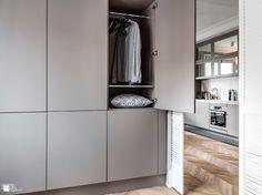 Sypialnia styl Eklektyczny - zdjęcie od SAS Wnętrza i Kuchnie - Sypialnia - Styl Eklektyczny - SAS Wnętrza i Kuchnie