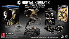 Mortal Kombat X [AT PEGI] - Kollector's Edition - [PlayStation 4]: Amazon.de: Games