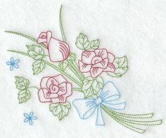 Machine Embroidery Designs at Embroidery Library! - Color Change - C5291