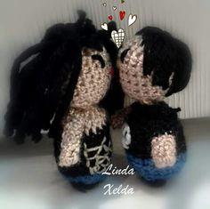 Mi muñeco encontró pareja! !!