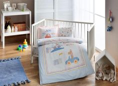 Organic Baby Bedding Set Bio-Little Cars Blue Produced from organic cotton fiber. Baby Bedding Sets, Organic Baby, Organic Cotton, Quilt Cover, Bed Covers, Pillow Cases, Toddler Bed, Kids Rugs, Pillows